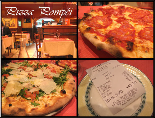 Pizza-pompei