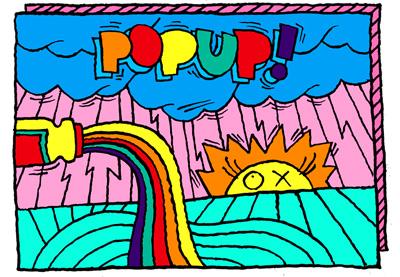 Popup-bar