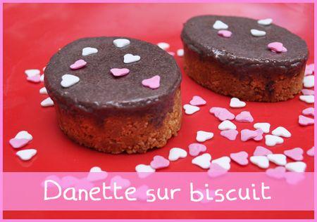 Danette-biscuit