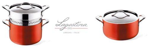 Nouvelle gamme couleur de Lagostina