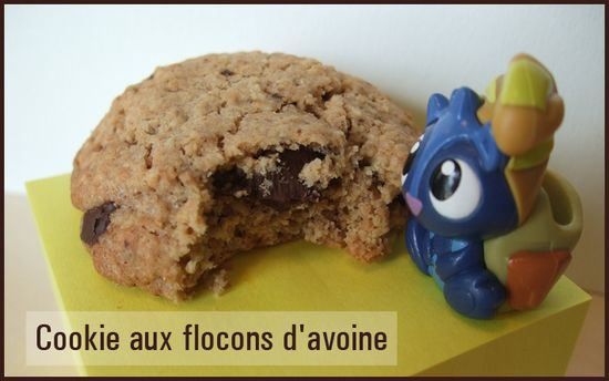 Cookie-flocons-avoine
