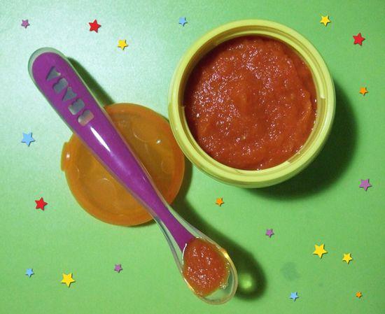Puree-carotte-courgette-tomate