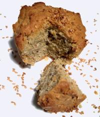 Muffin_sesame